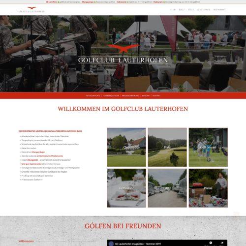 SITEKICK · WERBEAGENTUR · NÜRNBERG screenshot-gc-lauterhofen-500x500