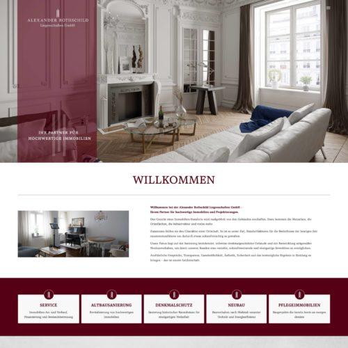 SITEKICK · WERBEAGENTUR · NÜRNBERG screenshot-rothschild-500x500